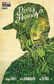 Devil's Highway #3 (of 5)