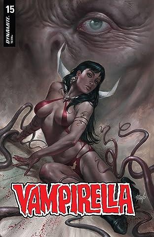Vampirella (2019-) #15