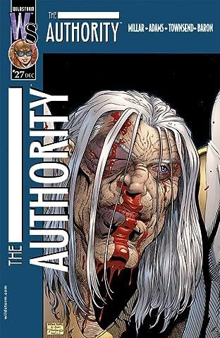 The Authority (1999-2002) #27