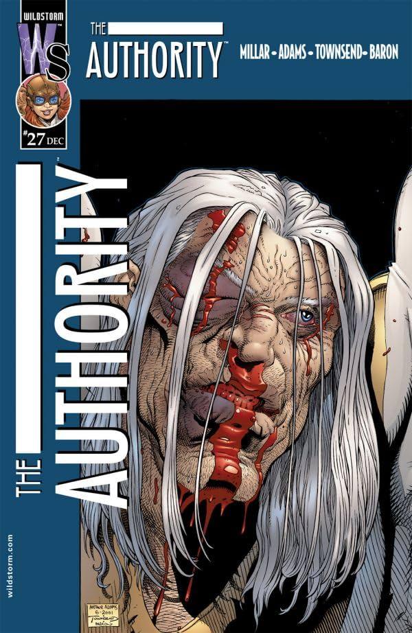 The Authority Vol. 1 #27