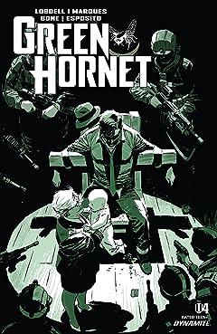 The Green Hornet (2020) #4