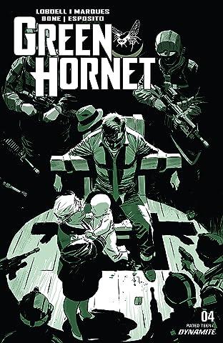 The Green Hornet (2020) No.4