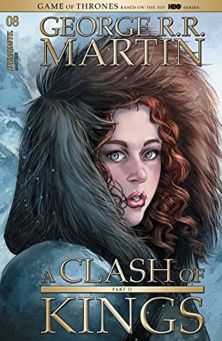 George R.R. Martin's A Clash of Kings: The Comic Book Vol. 2 No.8