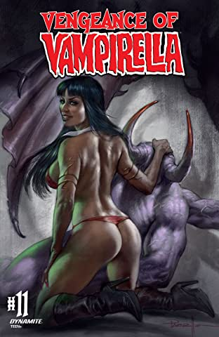 Vengeance of Vampirella #11
