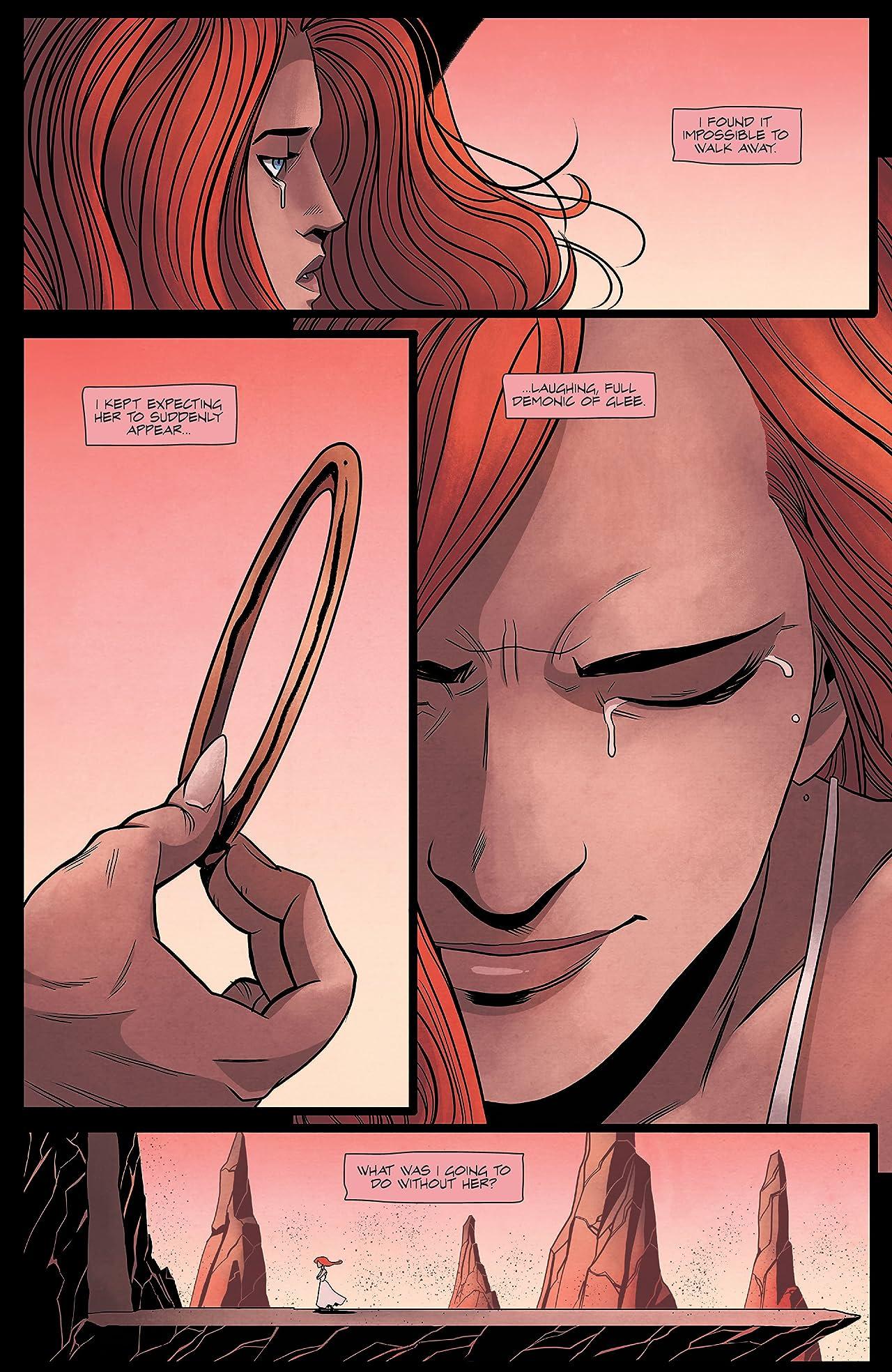 Vampirella/Red Sonja #12