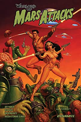 Warlord of Mars Attacks