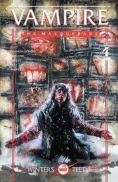 Vampire The Masquerade: Winter's Teeth #4