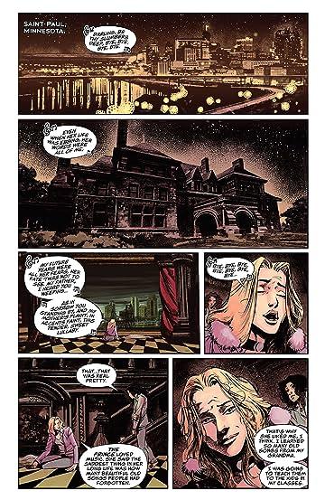 Vampire The Masquerade: Winter's Teeth #4 - Comics by comiXology