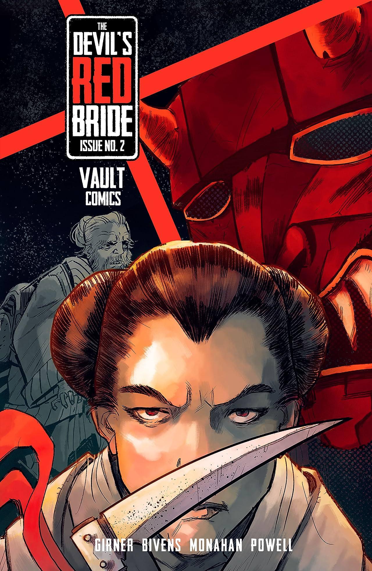 The Devil's Red Bride No.2