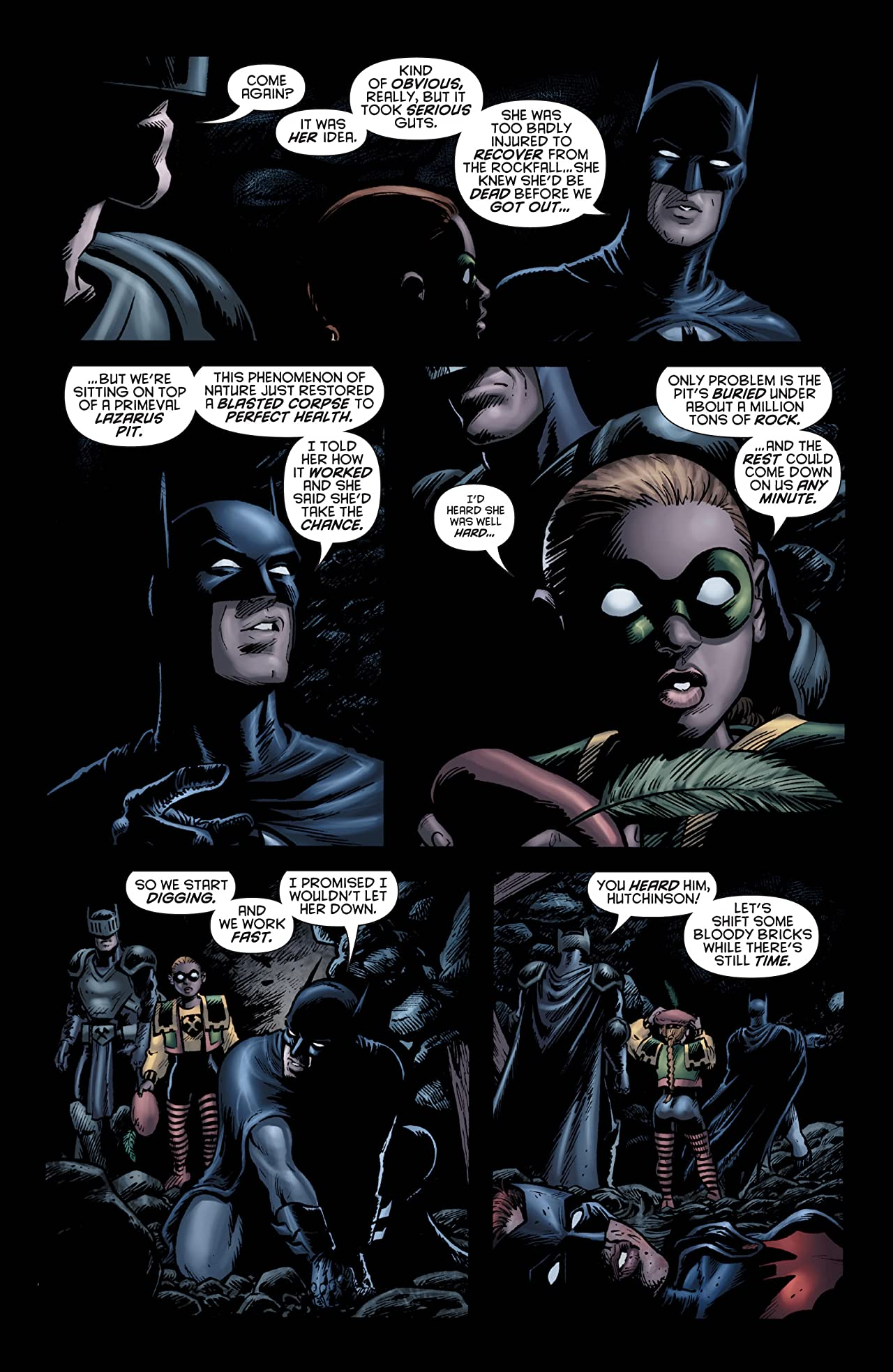 Batman and Robin (2009-2011) #9