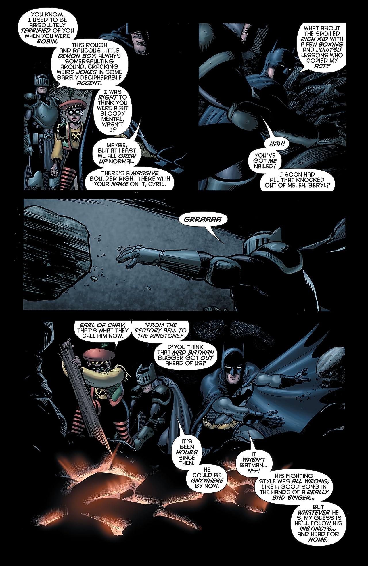 Batman and Robin (2009-2011) #9