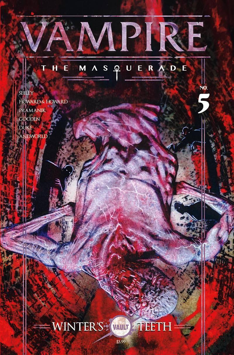 Vampire: The Masquerade: Winter's Teeth No.5