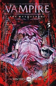 Vampire The Masquerade: Winter's Teeth #5