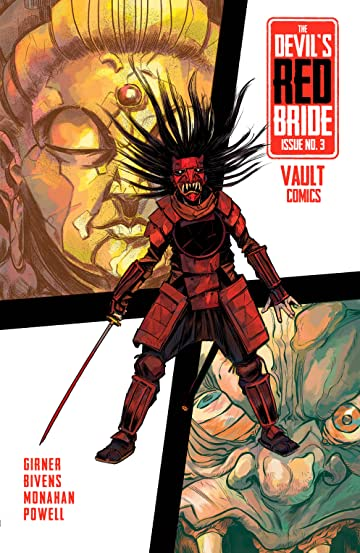 The Devil's Red Bride No.3