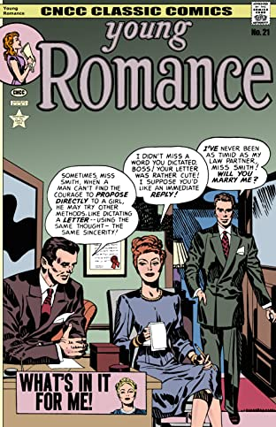 Young Romance #21
