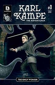 Karl Kämpe The Adventurer #0