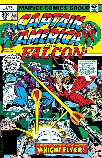Captain America (1968-1996) #213