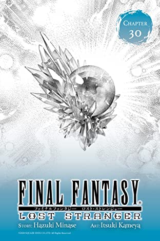 Final Fantasy Lost Stranger No.30