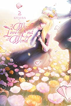 A Witch's Love at the End of the World Tome 2