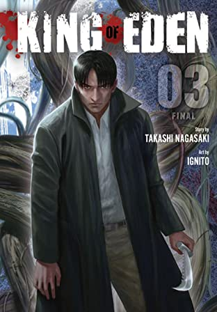 King of Eden Tome 3