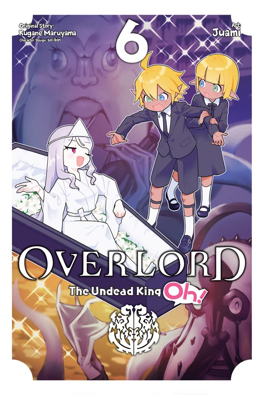 Overlord: The Undead King Oh! Vol. 6