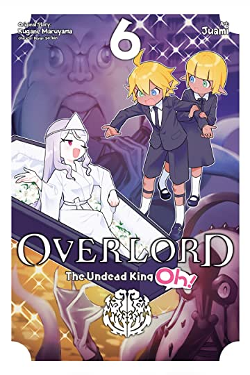 Overlord: The Undead King Oh! Tome 6