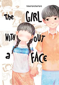 The Girl Without a Face Vol. 1