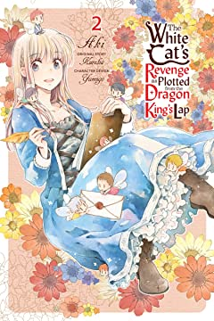 The White Cat's Revenge as Plotted from the Dragon King's Lap Vol. 2