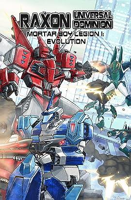 Raxon Universal Dominion #9