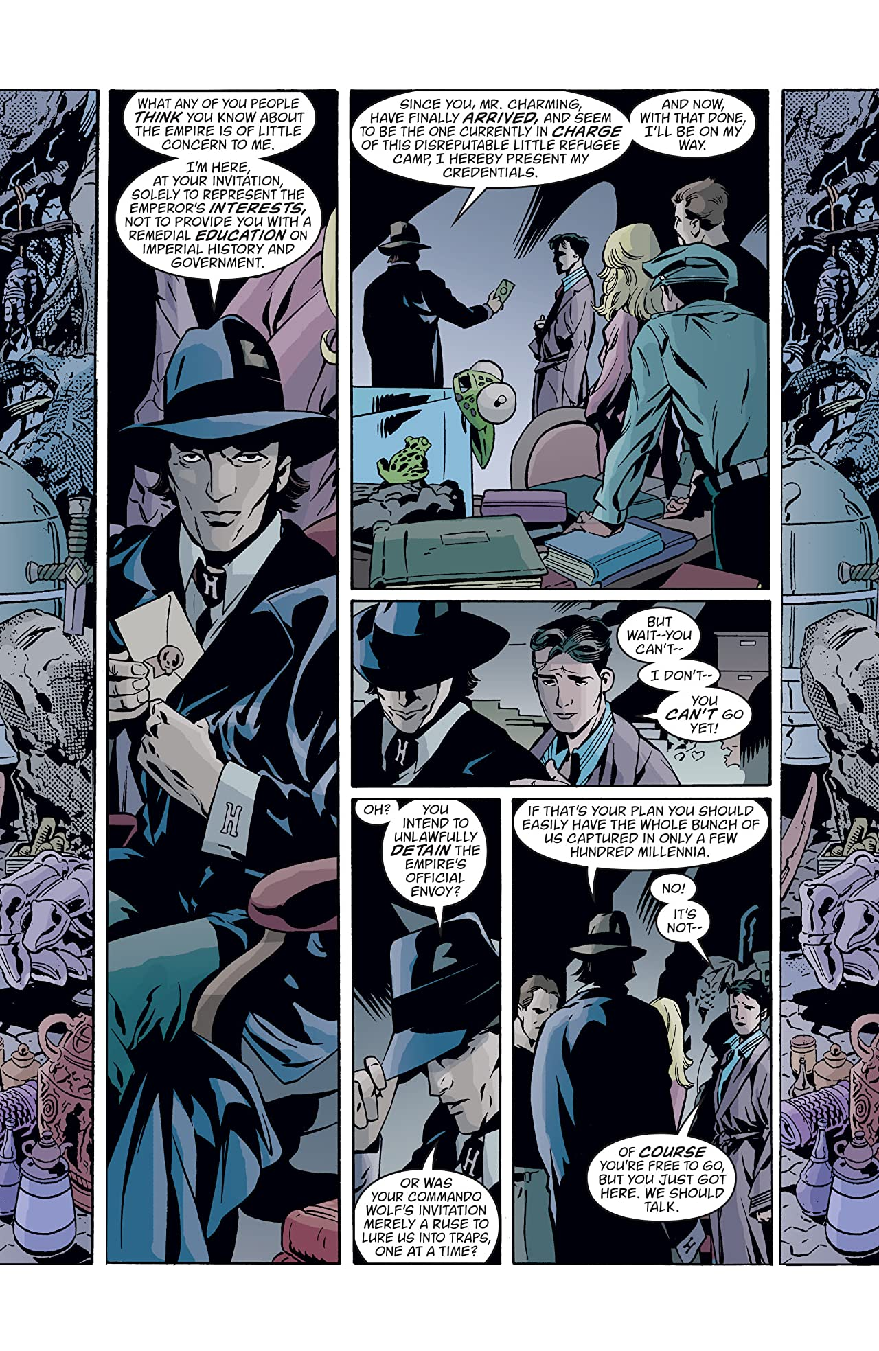 Fables #54