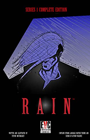 RAIN SERIES 1 COMPLETE EDITION