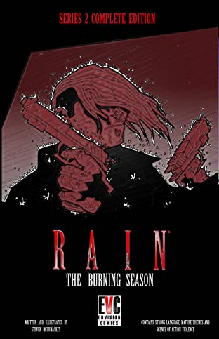 RAIN: THE BURNING SEASON SERIES 2 COMPLETE EDITION