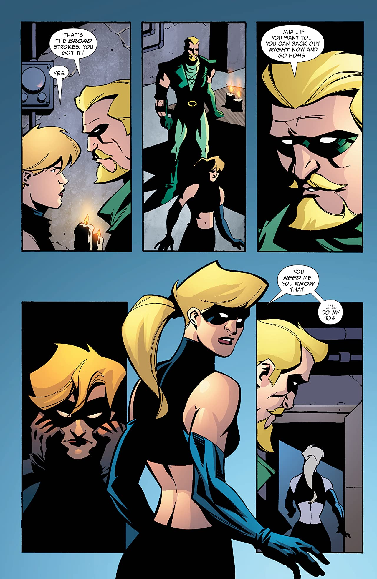 Green Arrow (2001-2007) #39