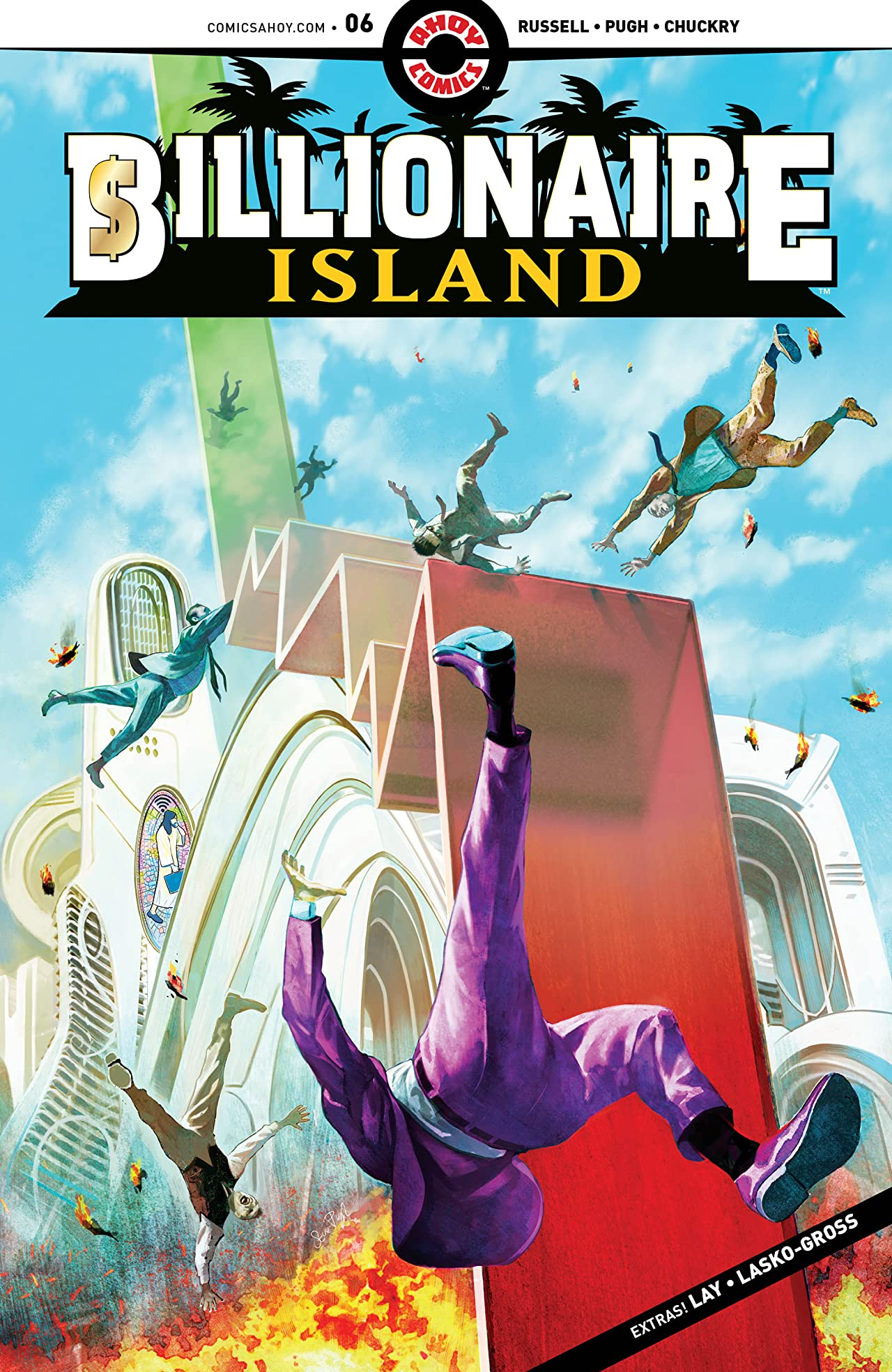 Billionaire Island No.6
