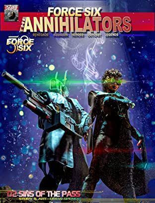 Force Six, The Annihilators Episode 02 #2