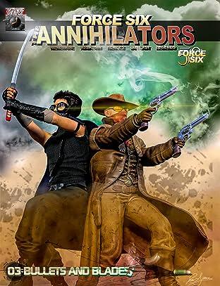 Force Six, The Annihilators #3