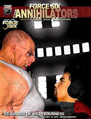 Force Six, The Annihilators #6