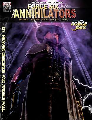 Force Six, The Annihilators #7
