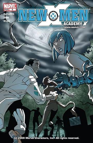 New X-Men (2004-2008) #9