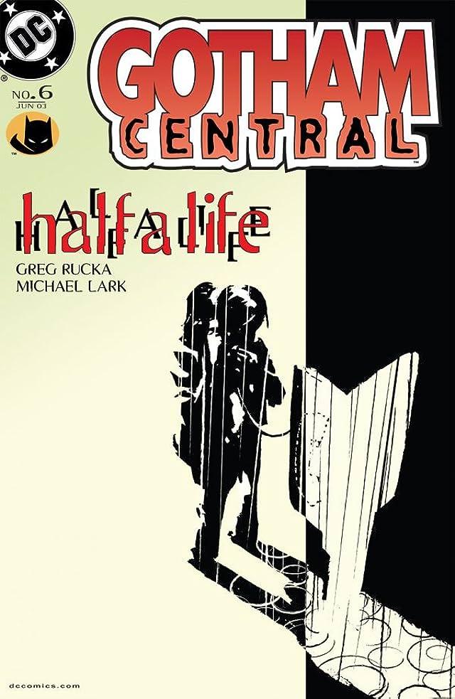Gotham Central #6
