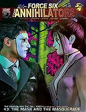 Force Six, The Annihilators #43