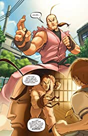 Street Fighter Legends: Sakura Vol. 1