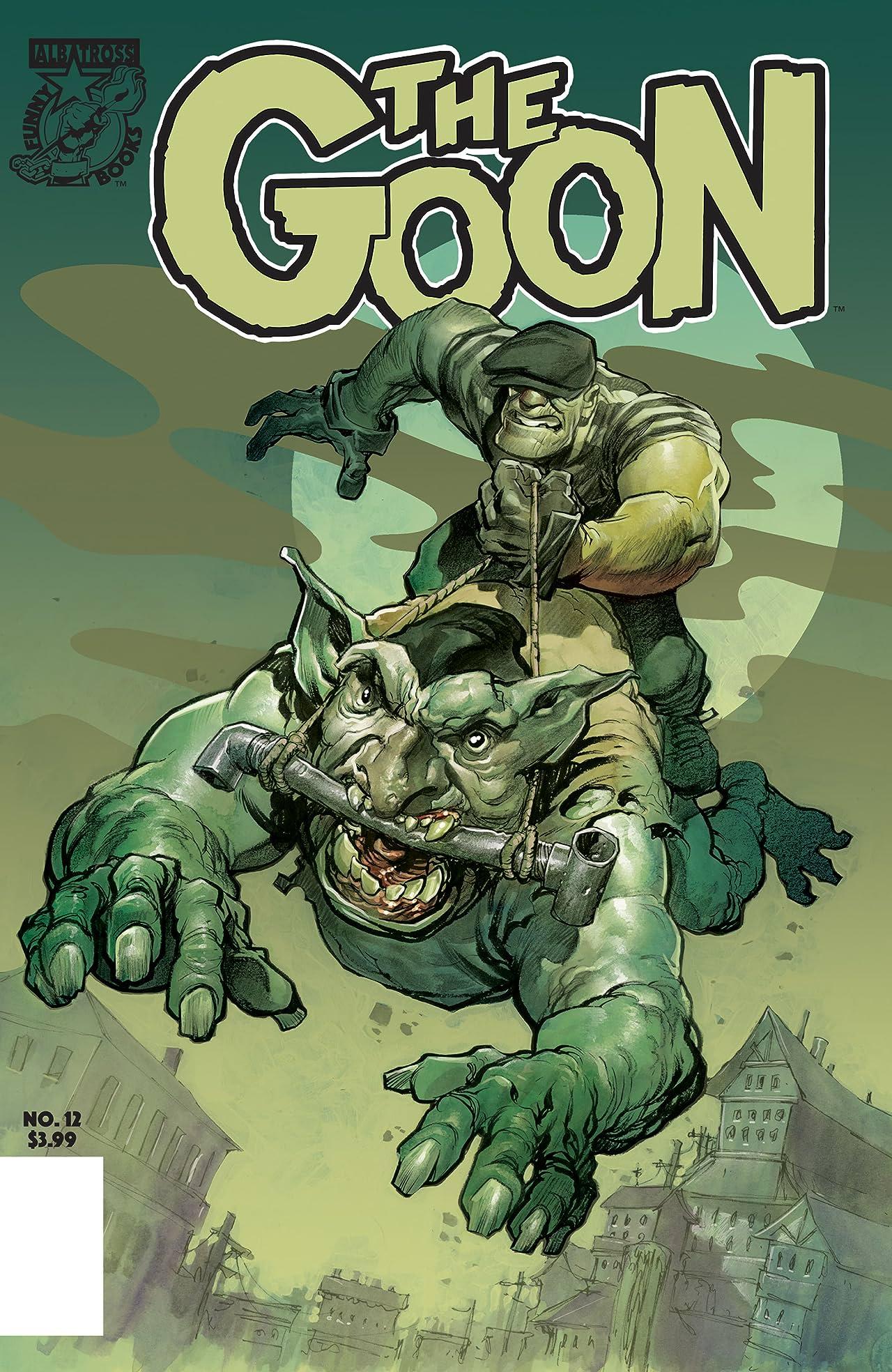 The Goon (2019-) No.12