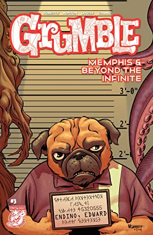 Grumble: Memphis & Beyond the Infinite #3