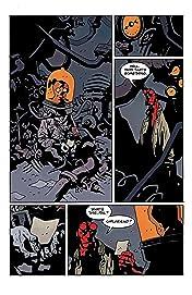 Fearless Dawn Meets Hellboy: One Shot