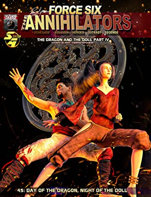 Force Six, The Annihilators #45