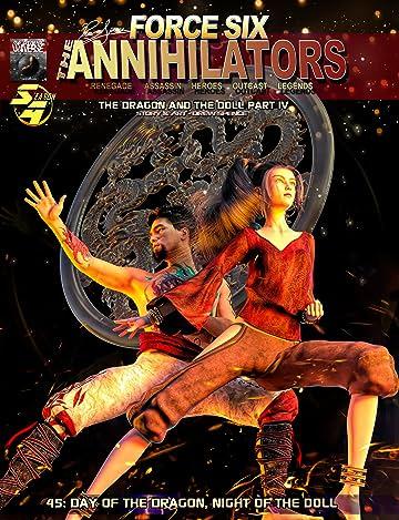 Force Six, The Annihilators #45
