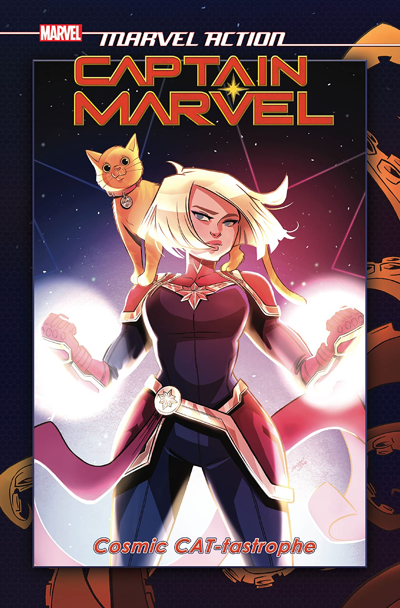 Marvel Action Captain Marvel Tome 1: Cat-Tastrophe