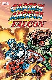 Captain America And The Falcon: The Swine