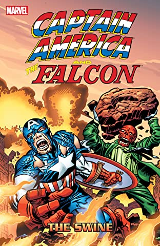 Captain America And The Falcon: The Swine